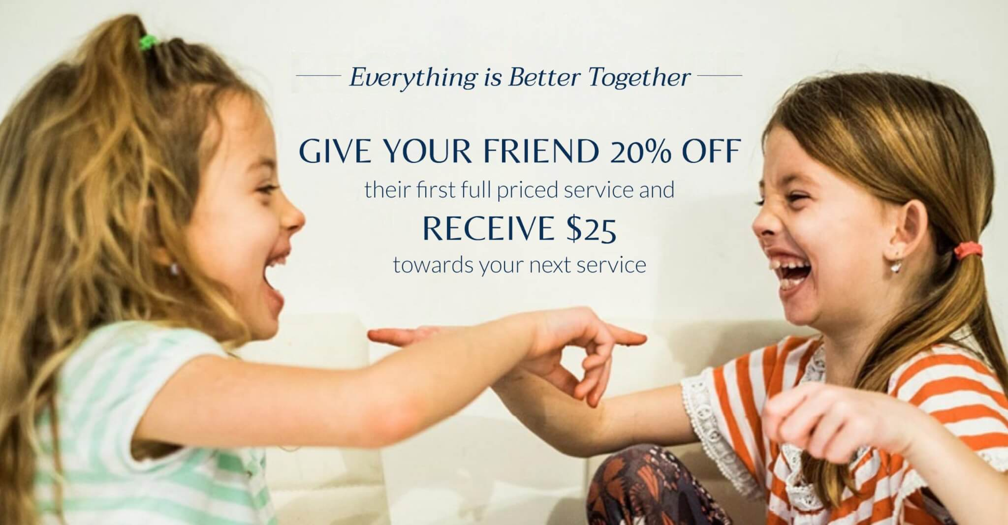Skincare and body treatment specials at EvolvMD in Milwaukee, WI.-= Refer a friend and get $25 towards your next treatment and they sae 20%